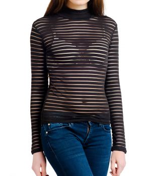 Джемпер женский черного цвета на размер 42