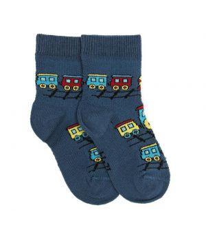 Носки для мальчика Цветные машинки