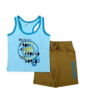 Комплект для мальчика Music world