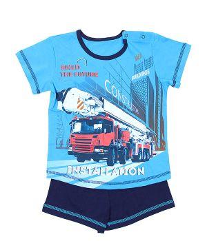 Комплект для мальчика Пожарная машина