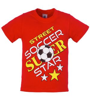 Футболка для мальчика Soccer