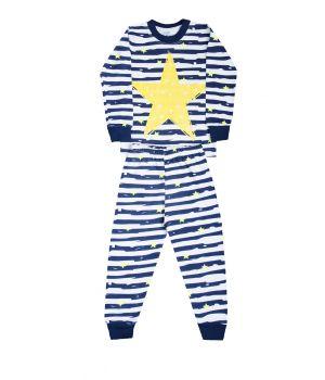 Пижама для мальчика Звездопад