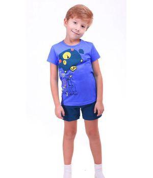 Пижама для мальчика Супер-Милаш