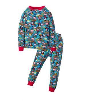 Пижама Пират для мальчика 2 лет