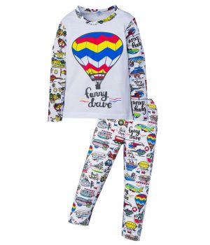 Пижама для мальчика Ball of fun