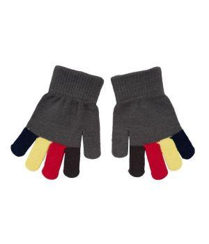 Перчатки для мальчика Разноцветные дни