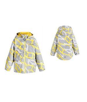 Куртка из мембраны для мальчика от Crockid