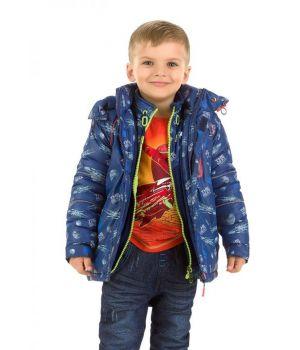 Куртка для мальчика 4-х лет