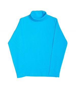 Водолазка для мальчика, цвет бирюза