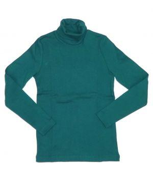 Джемпер темно-бирюзового цвета для мальчика 8 лет