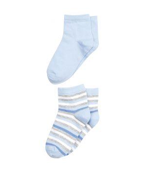 Носки для мальчика Голубая даль, 2 пары
