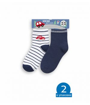 Носки для мальчиков Автостоп