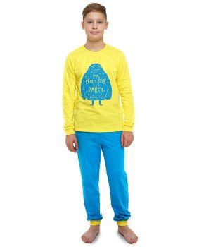 Пижама для мальчика Снежный человек