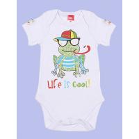 Боди детское Life is Cool!