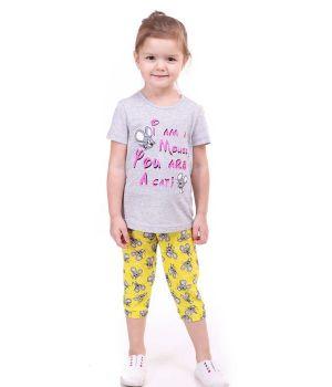 Пижама Мышки для девочки на рост 86-92