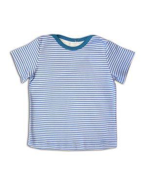Детская футболка в полоску