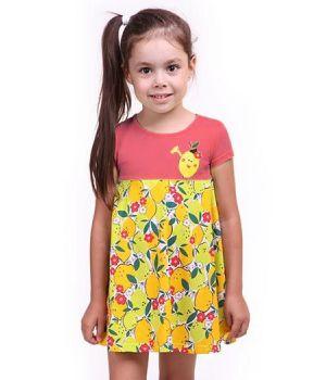 Платье для девочки 1-2 лет
