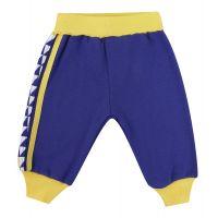 Синие ясельные брюки