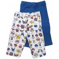 Набор штанишек для мальчика Позитивный мир 2шт