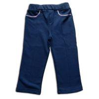 Теплые брюки для девочки 1 года