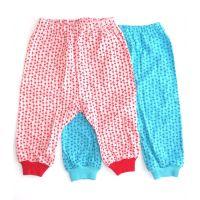Хлопковые штанишки для девочки 2 шт.