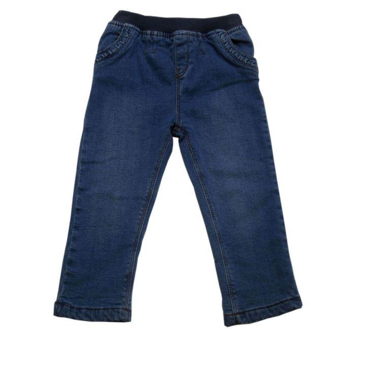 Утепленные брюки для девочки 18 месяцев