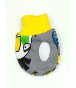 Серые детские царапки Angry Birds